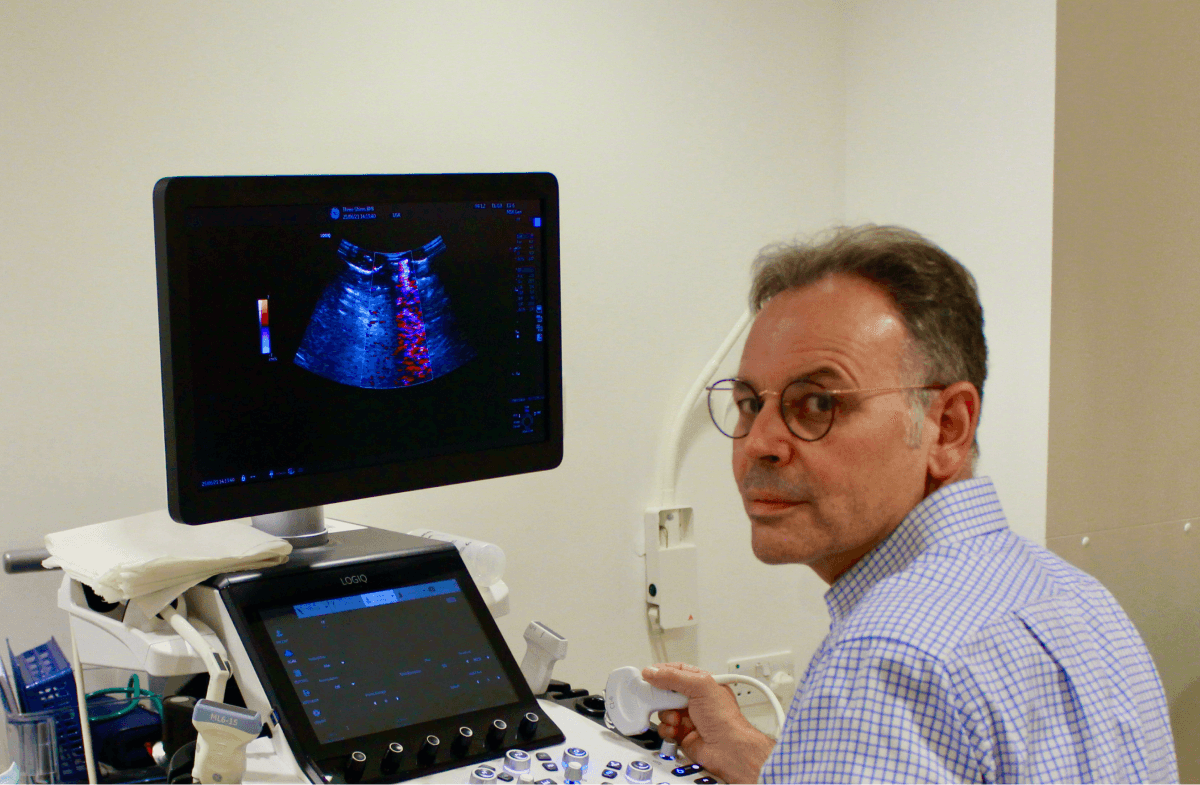 Clive Aldrich - Consultant Gynaecologist and Obstetrician